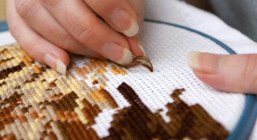 мастерица вышивальщица